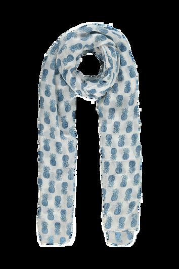 Sjaal met ananas print