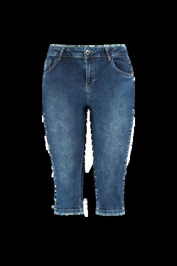 Skinny leg capri jeans SHAPING