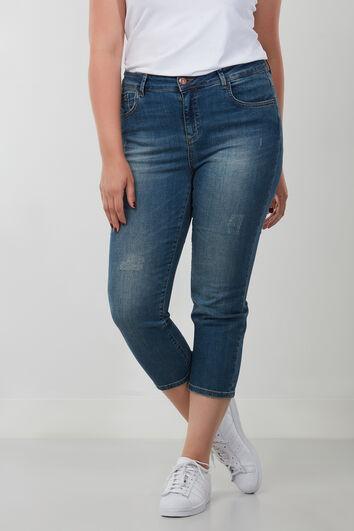 Slim leg capri jeans IRIS