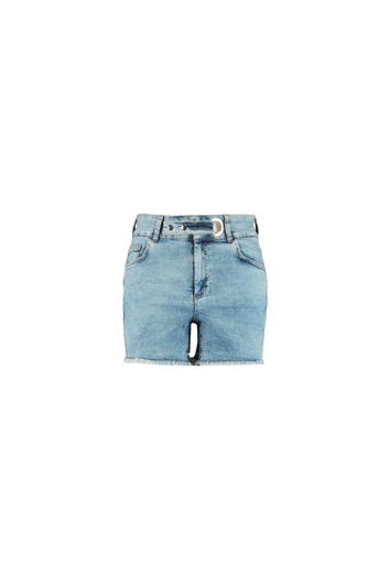 Shorts à fermoirs