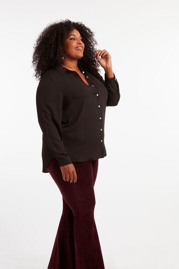 Lookbook Zwarte blouse
