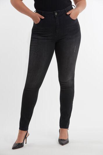 skinny jeans CHERRY