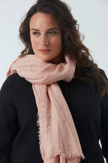 Sjaal met studs