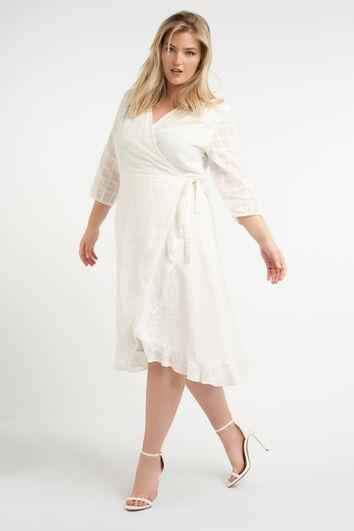 Overslag jurk