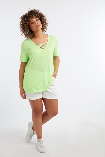 T-shirt in neon