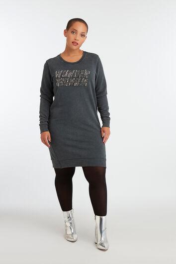 Sweater jurk