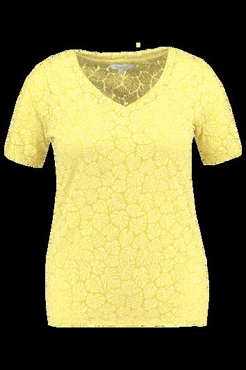 T-shirt semi-transparent