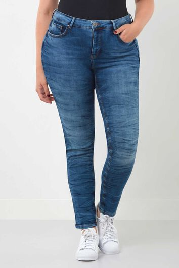 Skinny leg jeans BOTTOM LIFT