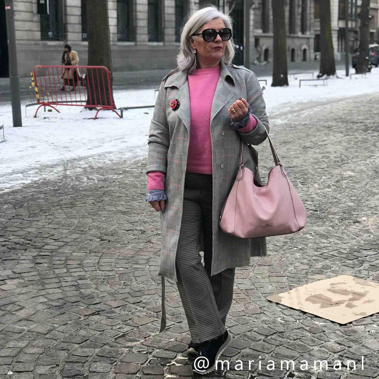 Gespot op straat @mariamamanl