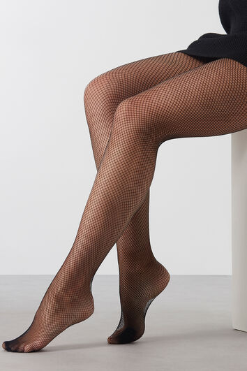 Collants résille