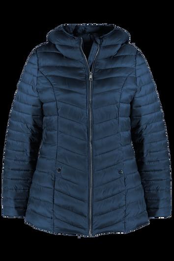 Manteau légèrement matelassé