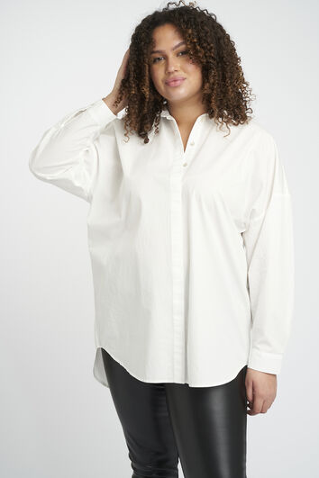 Oversized blouse