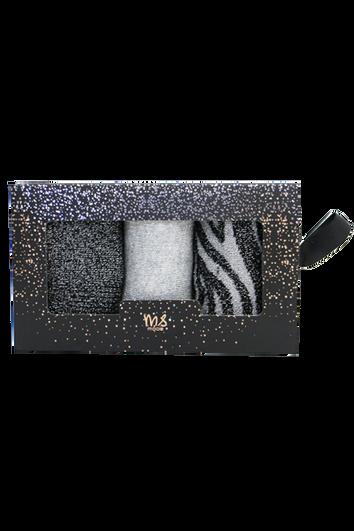 Sokken 3 pack in giftbox