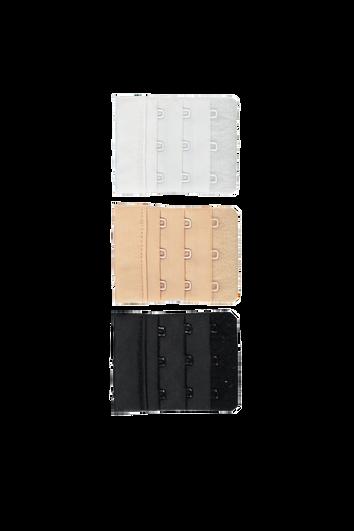 Pack de 3rallonges de soutien-gorge 51mm