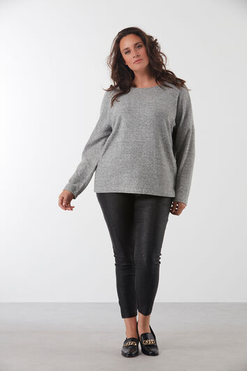Pull-over en viscose douce