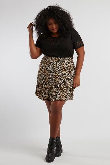 Leopard look