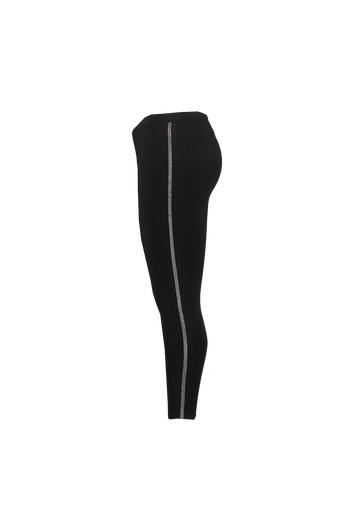 Legging met sierketting