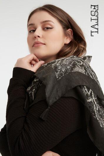 Paisley sjaal