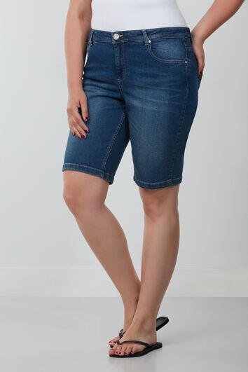 Korte spijkerbroek