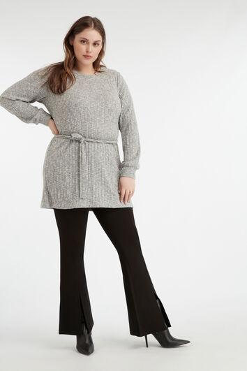 Lange dunne trui