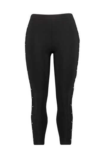 Legging met veter
