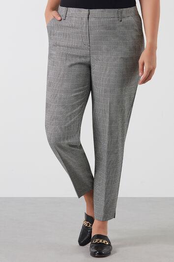 Pantalon met ruit