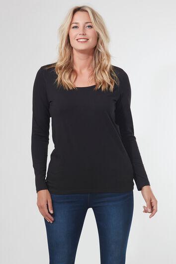 T-shirt basique encolure ronde