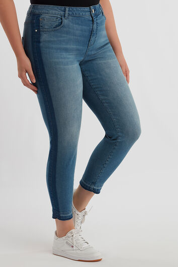 Jeans super skinny CHERRY