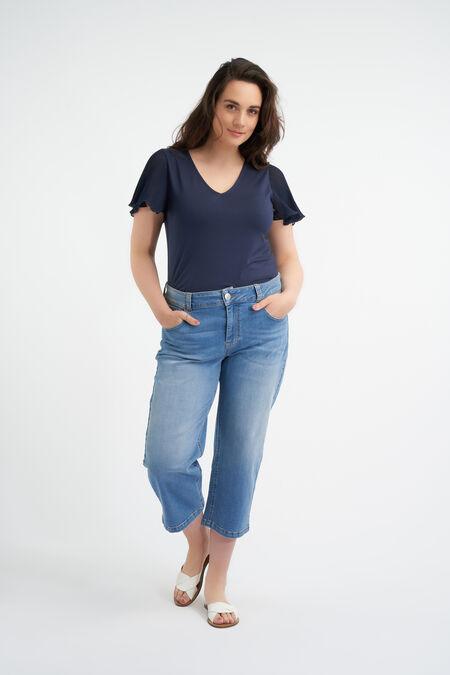 7/8 Straight leg