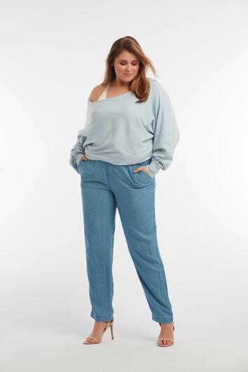 4adc55862c9 Pantalons grande taille femme