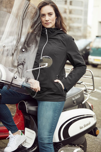 Manteau en Softshell