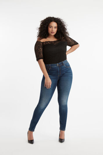 Magic Simplicity Skinny leg SHAPING jeans