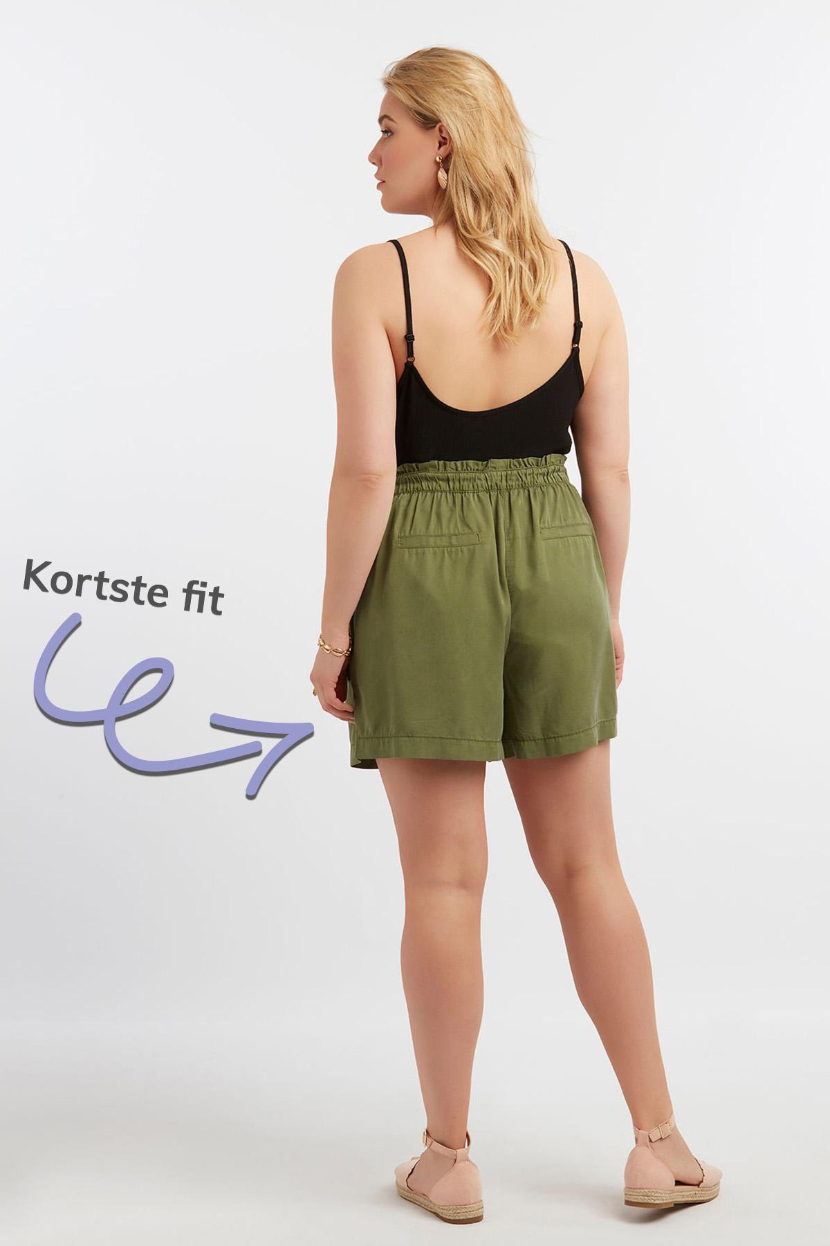 Shorts volledig model